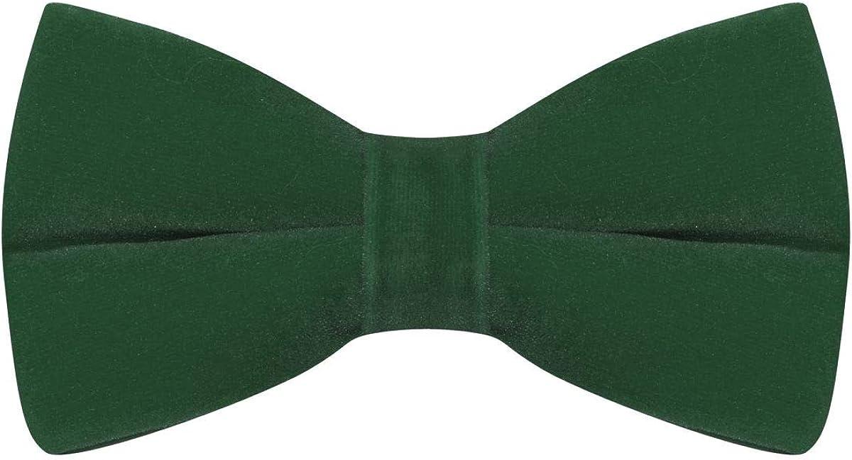 Pajarita de Terciopelo Verde Oscuro: Amazon.es: Ropa y accesorios
