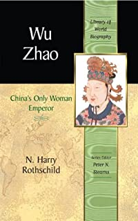 Amazon the open empire a history of china through 1600 wu zhao chinas only female emperor fandeluxe Images