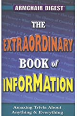 Armchair Digest: The Extraordinary Book of Information Perfect Paperback