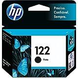 HP CH561HB, Cartucho de Tinta 122, Preto