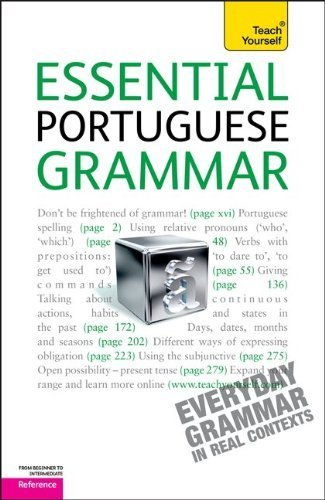 Essential Portuguese Grammar: A Teach Yourself Guide (TY: Language Guides) by Sue Tyson-Ward - Tysons 1 Mall