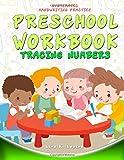 Preschool Workbook: Tracing Numbers: Numbers 0-30