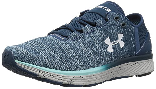 Under Armour Womens Charged Bandit 3  True Ink  918  Blue Infinity  6 5