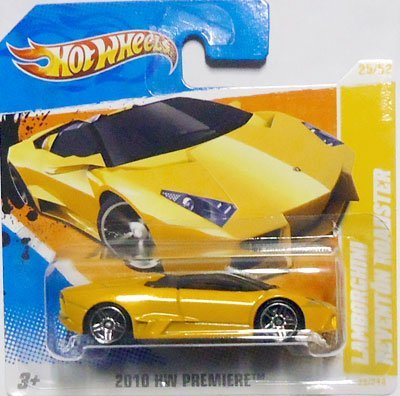 Amazon Com 2010 Hot Wheels Lamborghini Reventon Roadster Dark
