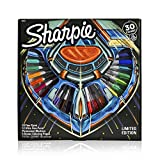 Sharpie Permanent Marker 30 Piece Set - Multicolor - 6 Bonus Activity Pages