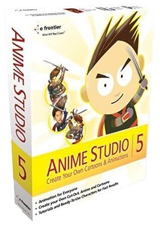 anime studio full