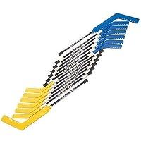 """43 """"palos de hockey superiores del piso (juego de 3) - azul"""