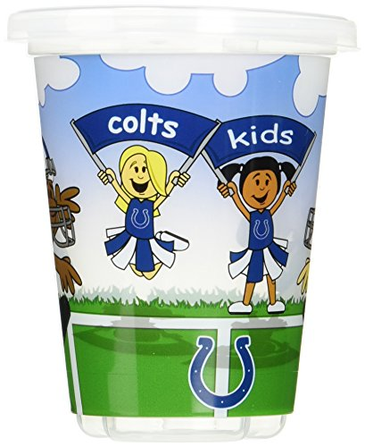 NFL Indianapolis Colts Baby Fanatic Sip N Go Cups (3-Pack)