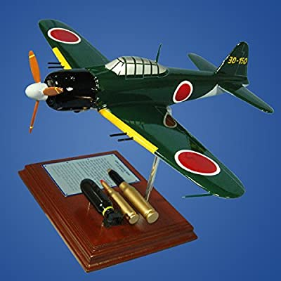 Mastercraft Collection A6M5 Zero Wood Model Aircraft Model