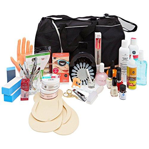Beauty School Mani Pedi Kit (Nail Technician Supplies compare prices)