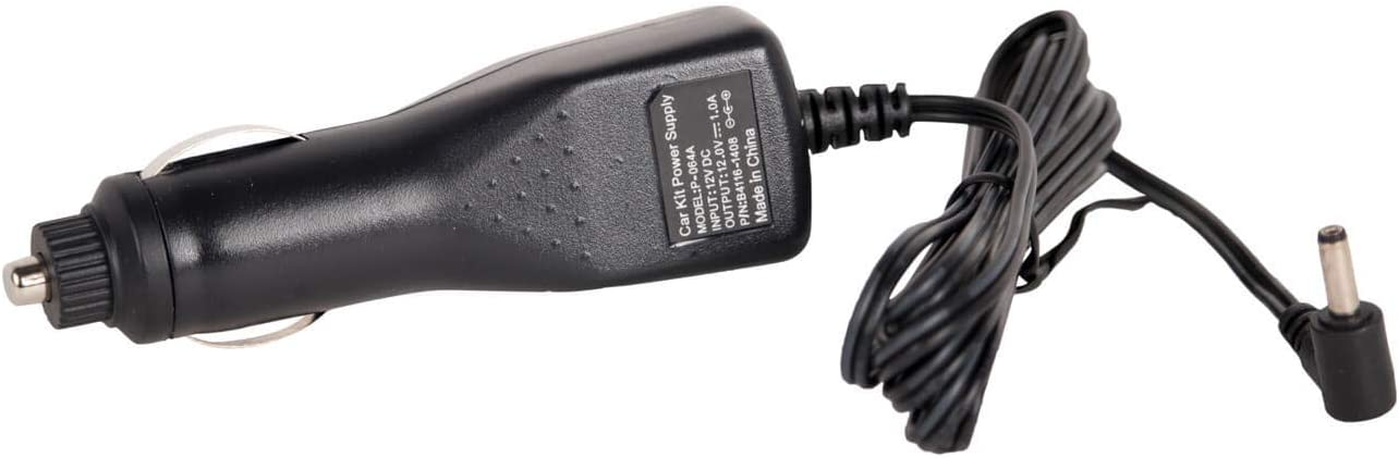 12V CAR Adapter Replacement for XACT XTR8 Satellite Radio