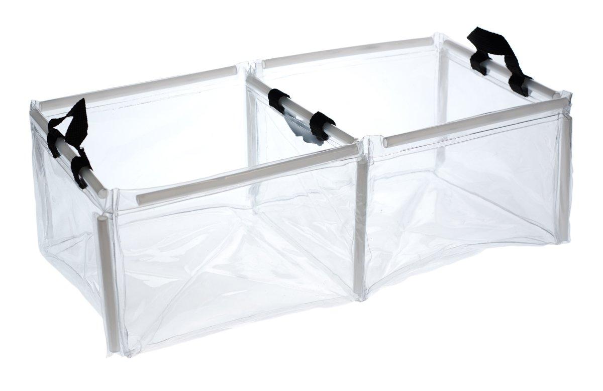 SE OD-WS2DS Lightweight Folding Dual PVC Sink by SE