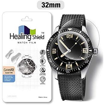 Amazon.com: AFUNTA Screen Protector Compatible Watch 2, 3 ...