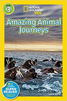 National Geographic Kids Readers: Great Migrations Amazing Animal Journeys Descargar Epub Gratis
