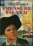img - for Walt Disney's Treasure Island (Dell Four Color Comic #624) April 1955 book / textbook / text book