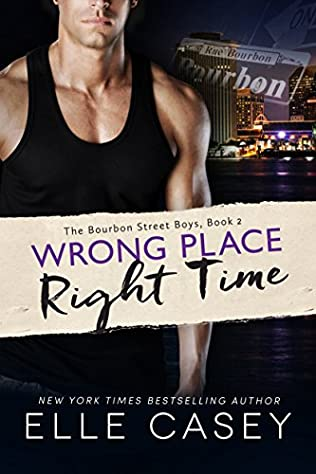 book cover of Wrong Place, Right Time