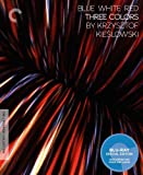 Three Colors: Blue, White, Red (The Criterion Collection) [Blu-ray] by Criterion Collection