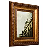 Craig Frames Arqadia Gothic, Aged Gold Picture Frame, 16 by 20-Inch