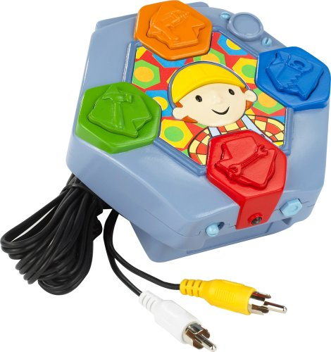 - Jakks Pacific Bob The Builder TV Game