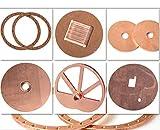 IQQI T2 Copper Round Plate Copper Sheet Pure Copper
