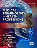 img - for Medical Terminology for Health Professions, Spiral bound Version book / textbook / text book