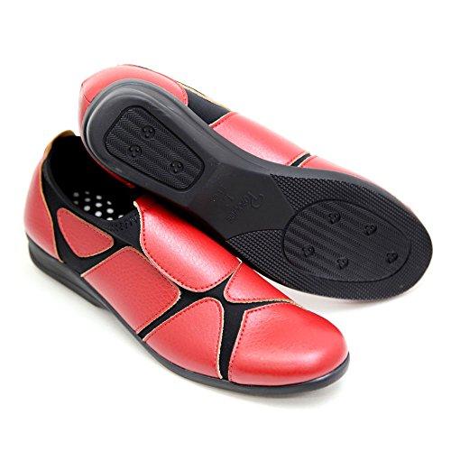 ストレッチシューズ レディース 歩きやすい 外反母趾 靴 ウォーキングシューズ スムースSC1801