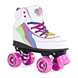 Rio Roller Child Quad Skates-Candi UK 1/EU 33 White