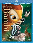 Cover Image for 'Bambi (Two-Disc Diamond Edition Blu-ray/DVD Combo in Blu-ray Packaging)'