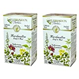 Marshmallow Leaf and Root Tea - 2 Pack (48 Bags Total)