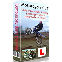 CBT, Compulsory Basic Training, for Motorcycles and Scooters