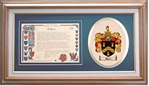 Spice Family Name History and Coat of Arms / Family Crest