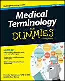 Medical Terminology For Dummies