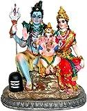 Shiva Family 6 inches