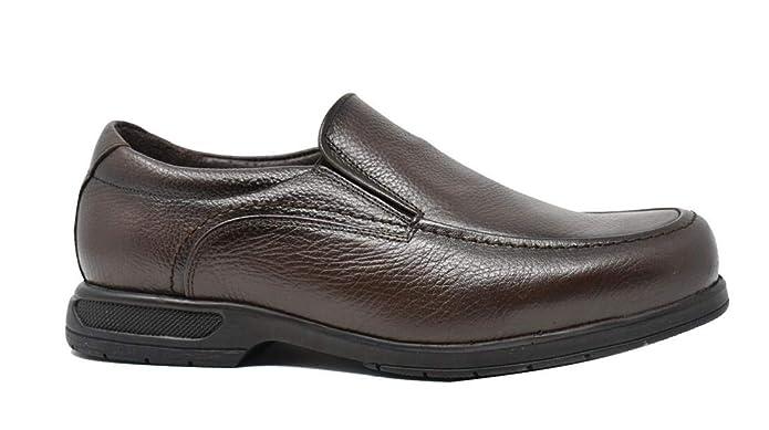 Zapato Mocasín para Hombre - Ancho Especial- Comodísimo - Tolino A7651M: Amazon.es: Zapatos y complementos
