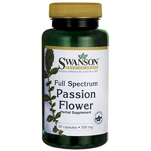Full Spectrum Passion Flower Swanson Premium