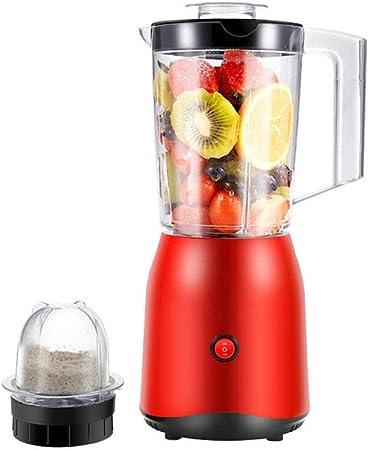 XVCHANGQING Exprimidor eléctrico Frutas Verduras Procesador ...