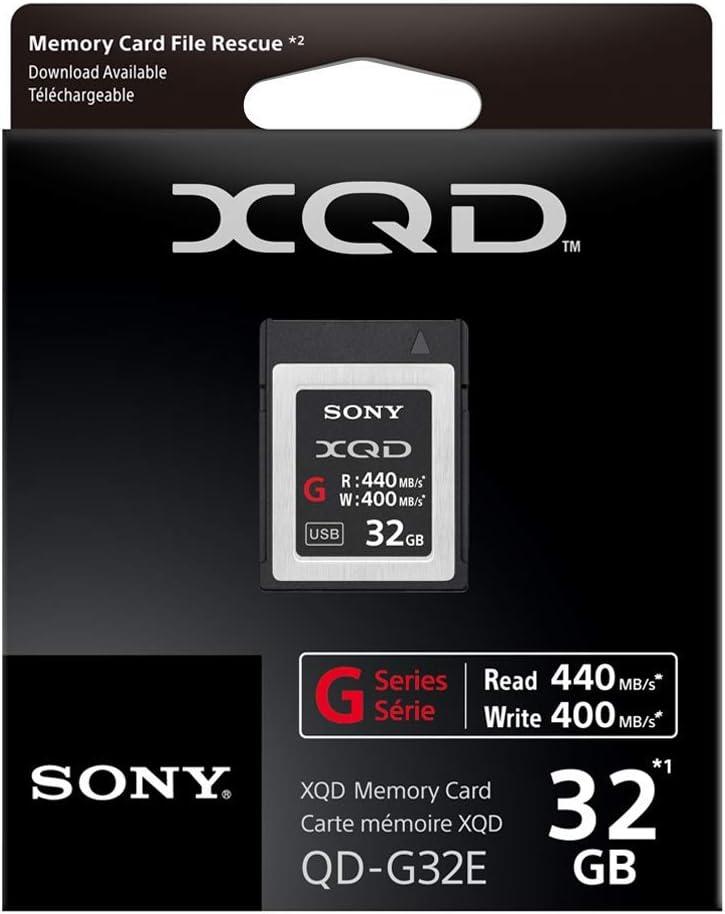 Sony Professional XQD G Series 64GB  Memory Card QDG64E//J