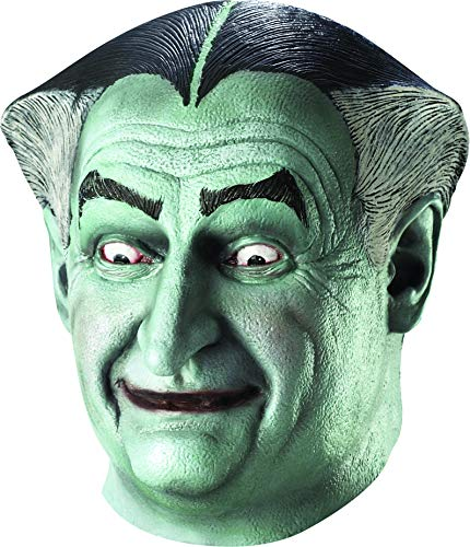 Rubie's Men's The Munsters Grandpa Mask, Multicolor,