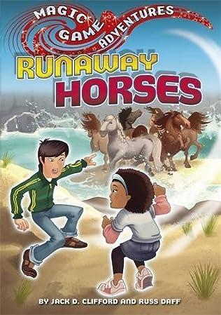 book cover of Runaway Horses