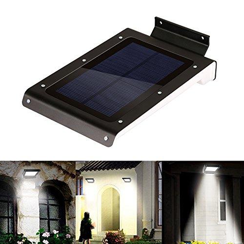 Kohree Bright 46 Led Solar Motion Sensor Lights, Wireless