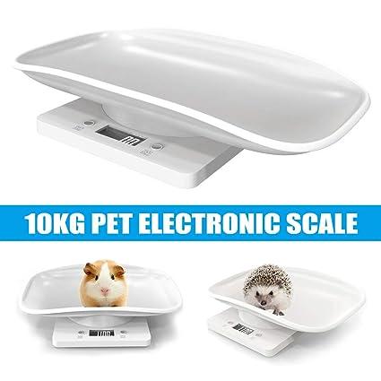 Proglam - Báscula Digital para medir el Peso de Mascotas ...
