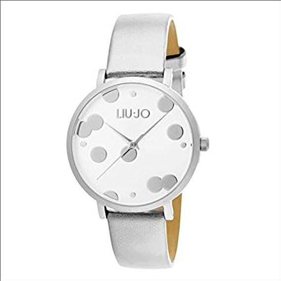 Reloj mujer gris lunares Junior San Valentín tlj1105 – Liu jo luxury