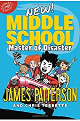 Middle School: Master of Disaster (Middle School (12)) Hardcover