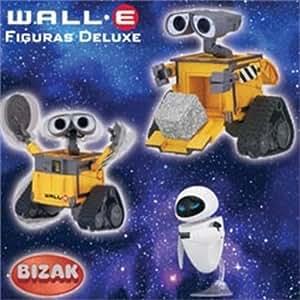 Wall - E Figuras Deluxe