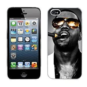 Kanye West Case Fits Iphone 5 Cover Hard Protective Skin 6 for Apple I Phone by mcsharks
