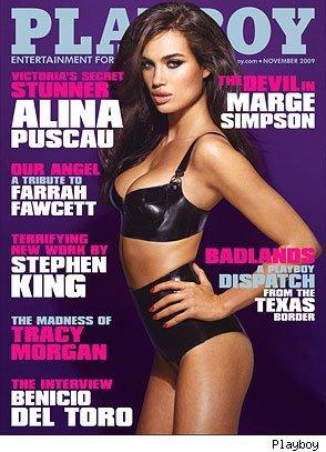 Playboy Magazine, November 2009 (2009 Magazine)
