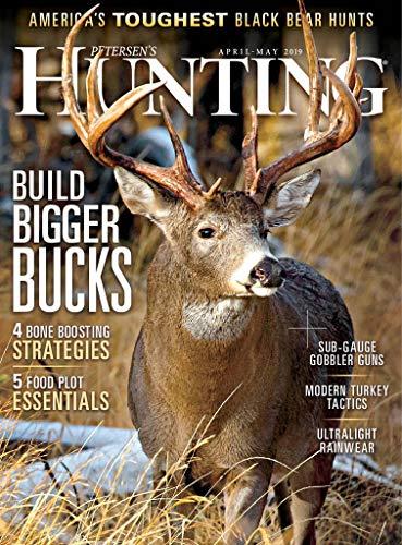 Hunting Magazine - Petersen's Hunting