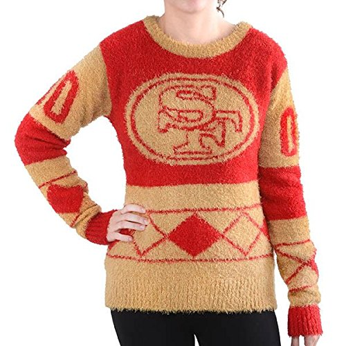NFL Football Womens Ugly Sweater