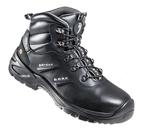 BAAK 7316N-47N Harrison zapatos S3talla 47N negro