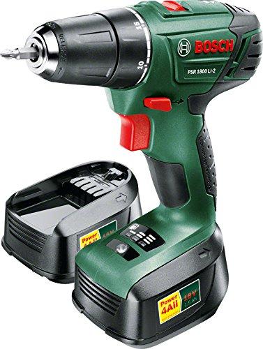 Bosch Batterie Foret PSR 1800 LI-2 2 x1,5 Ah, 0.603.9 a3.101 5Ah 0.603.9a3.101 0.603.9A3.101